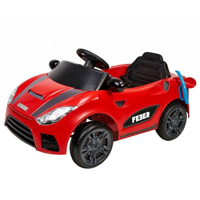 Feber - Rideon My Real Car 6V - Red