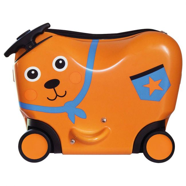 Oops - Ride On Trolley Case Bear 2 To 4 Years