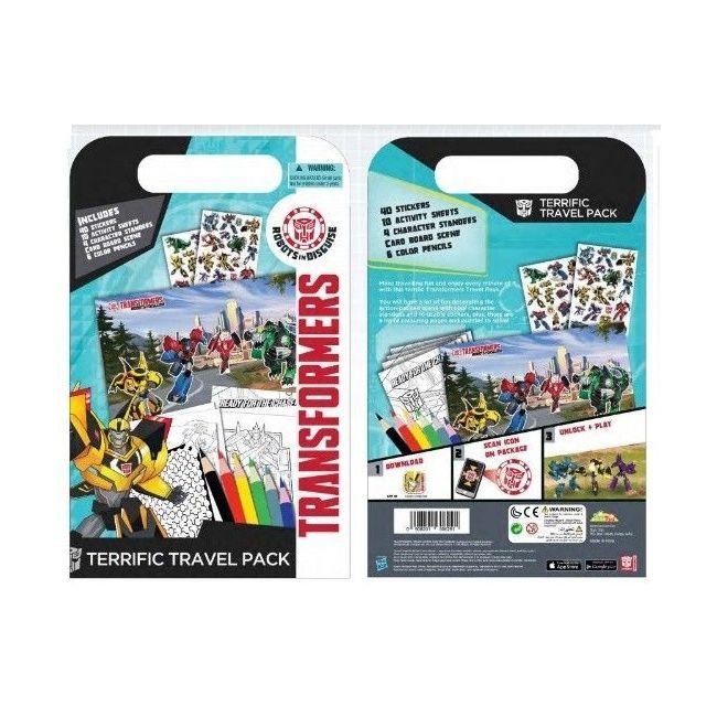 Tiri Tiri Transformers Sticker Pack