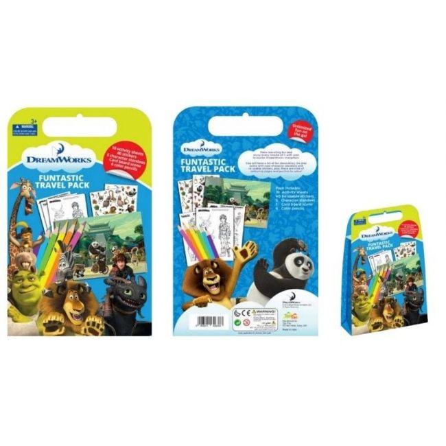 Tiri Tiri DreamWorks Travel Pack