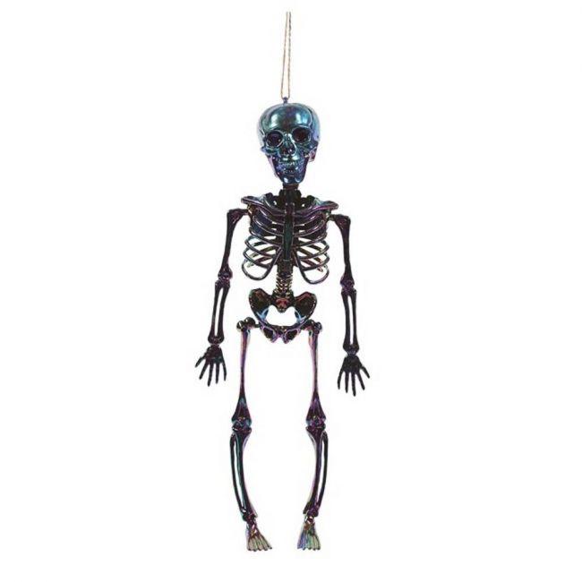 Fiestas guirca - Hanging Petrol Skeleton