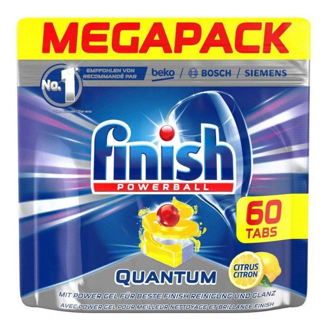 Finish - Dish Washer Quantum Max Lemon 60S