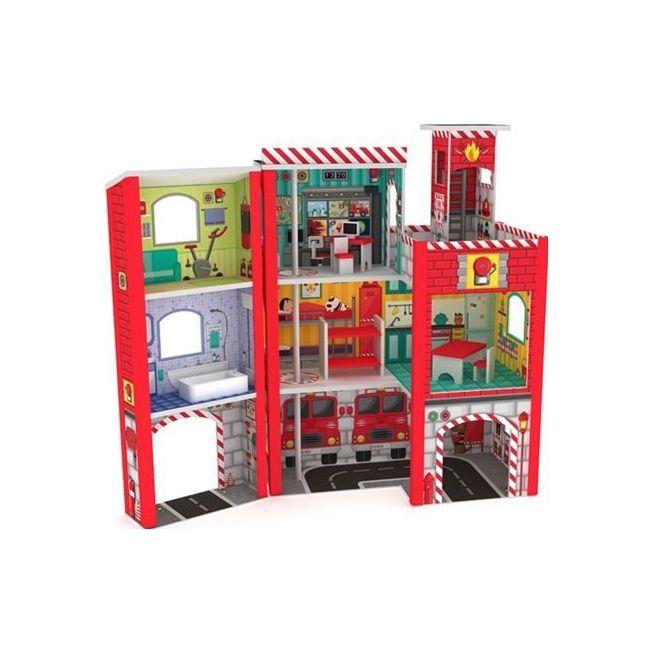 Eureka Kids Fire Station, Kid's Pretend Toy