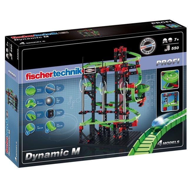 Fischer Technik Dynamic M Building Toy