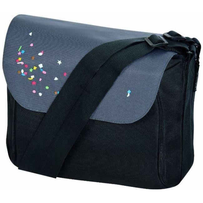 Bebe Confort Black/Grey Flexi Bag Confetti