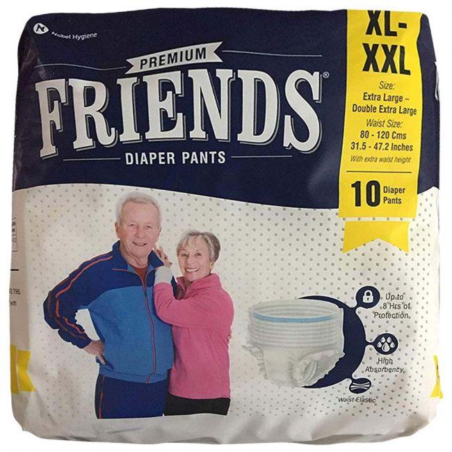 Friends - Adult Pants, XL - XXL - 10's