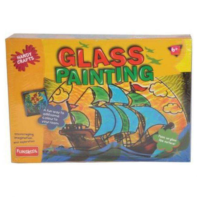 Funskool - Glass Painting