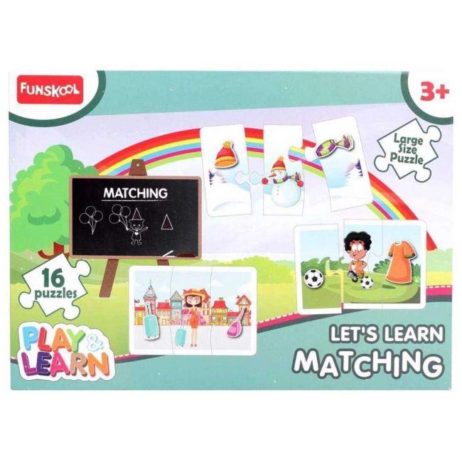 Funskool - Matching Puzzle
