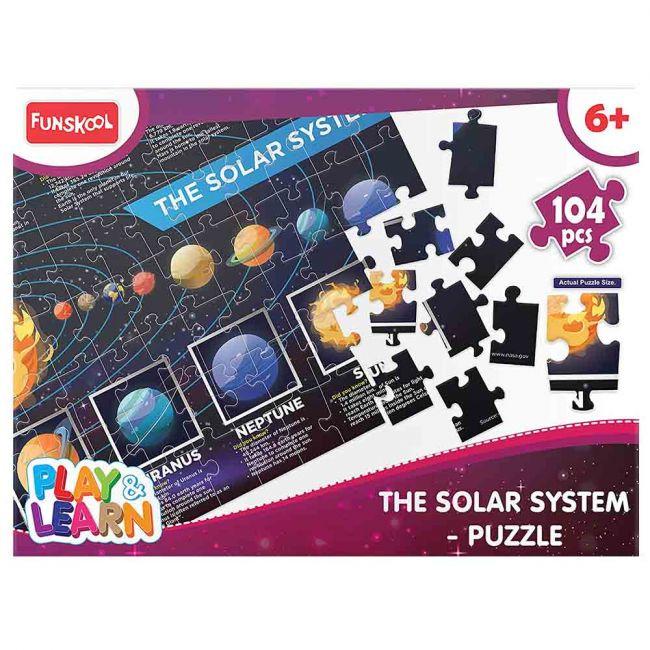 Funskool - Solar System Puzzle