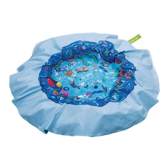 EverEarth-E Lite Beach Blanket Pool