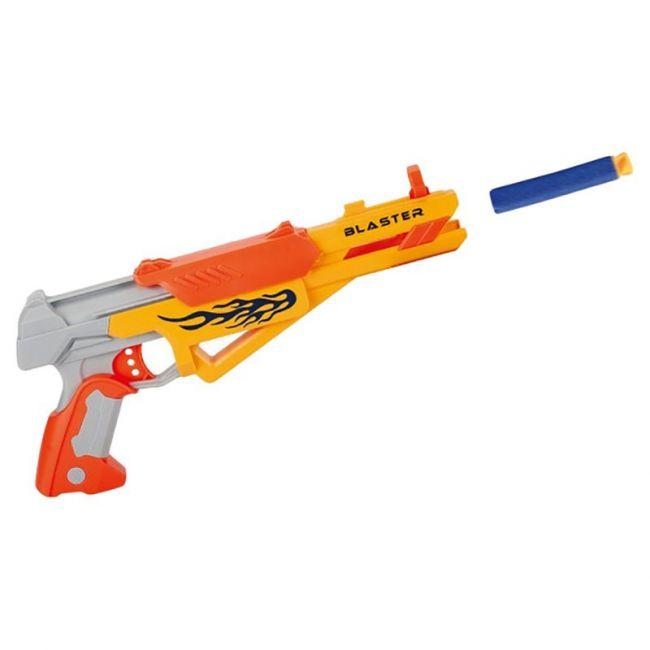 Generic - Air Blaster Launch Gun - Orange