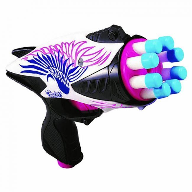Generic - Air Blaster Launch Gun - Pink White