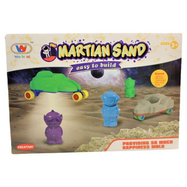Generic - Martian Sand Alien Set