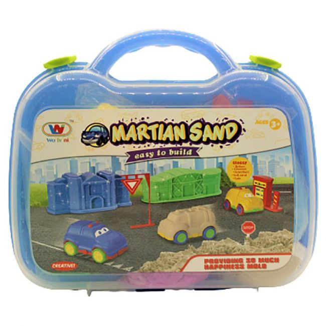 Generic - Martian Sand City Vehicle