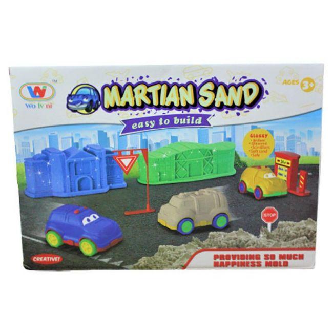 Generic - Martian Sand City Vehicle Set