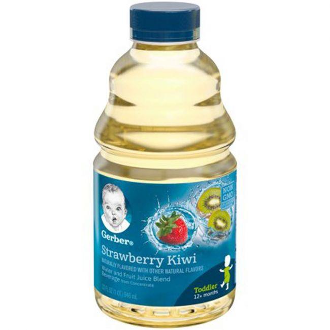 Gerber - Fruit Splashers Strawberry Kiwi 946 Ml