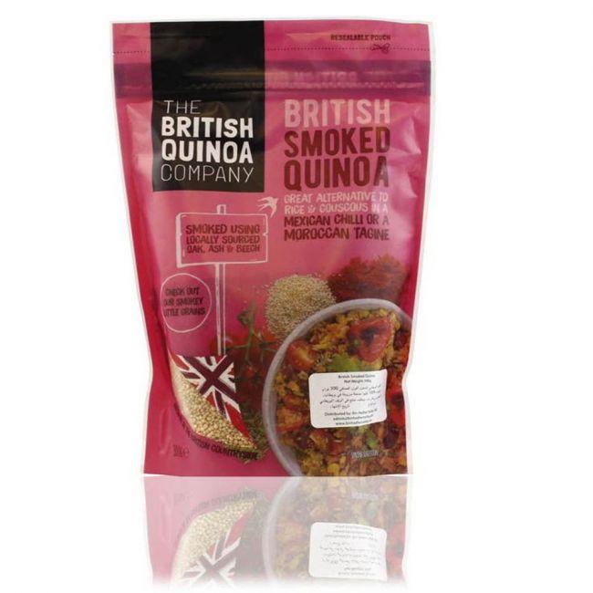 The British Quinoa Company - British Smoked Quinoa - 300g