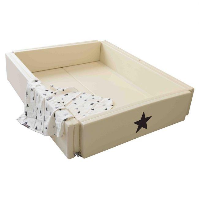 GGUMBI - Bumper Bed World Star Ivory