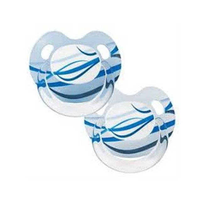 Baby Nova Dentistar Pacifier Slimline Titan Size 3 - 2pcs