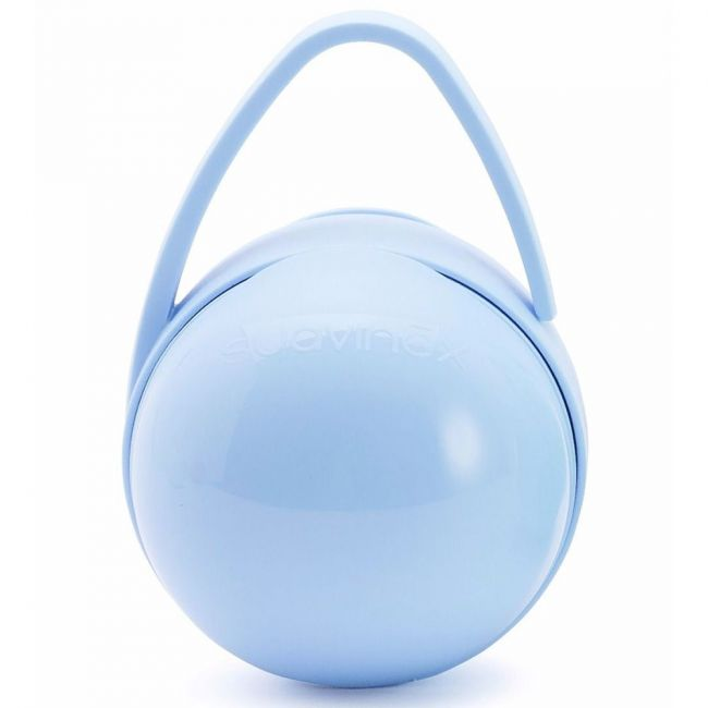 Suavinex Blue Duo Soother Holder