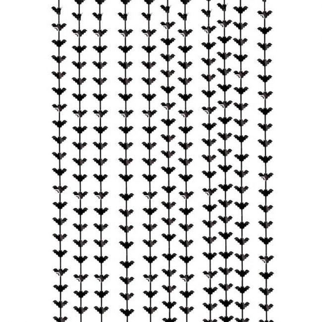 Ginger ray - Bat Shaped Fringe Curtain