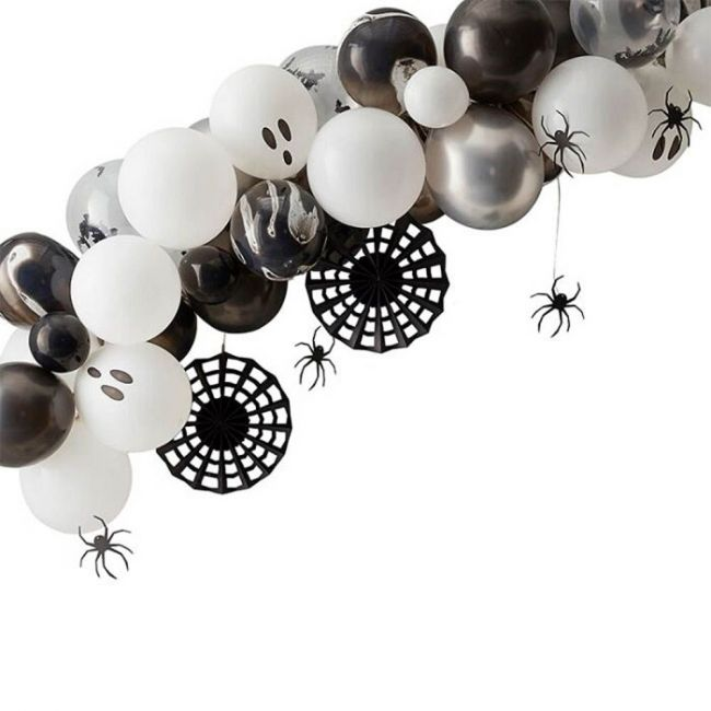 Ginger ray - Halloween Balloon Garland