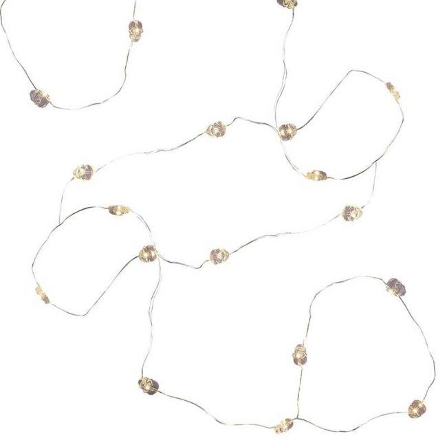 Ginger ray - Skull String Lights