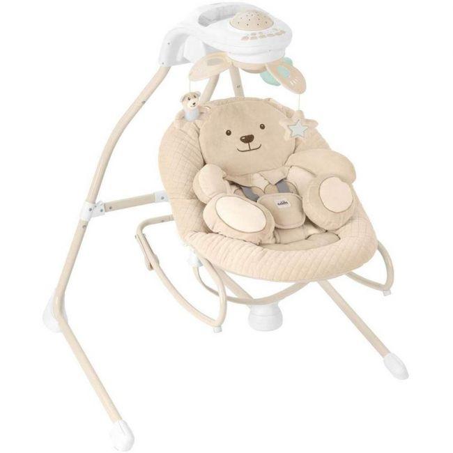 Gironanna Evo 2 in 1 Swing and Baby cradle 360