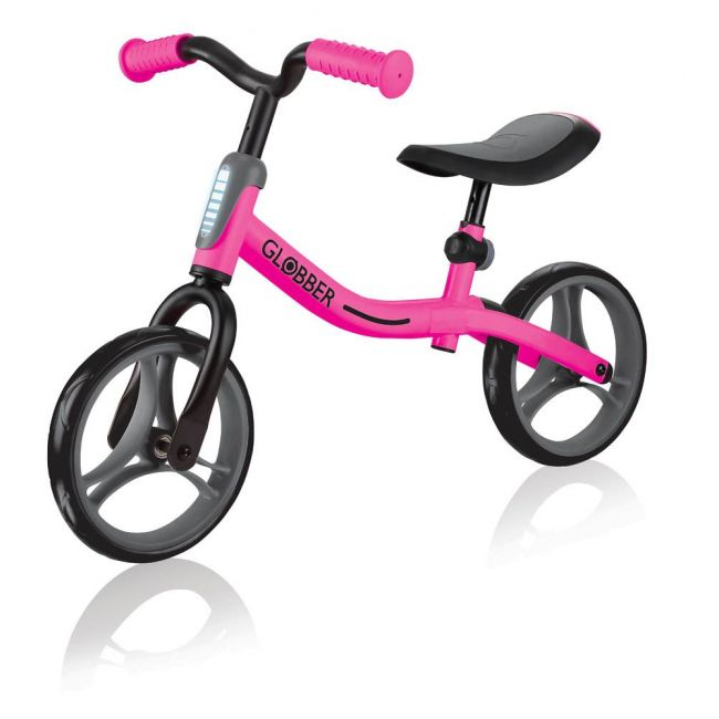 Globber - Go Bike - Neon Pink