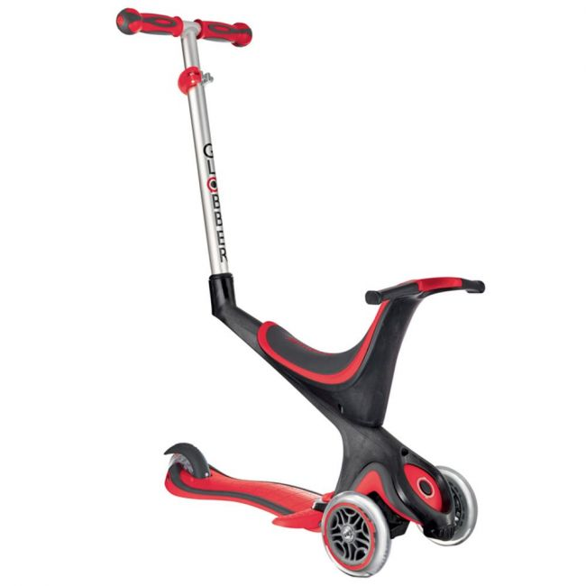Globber - My Free Seat 5 In 1-Red