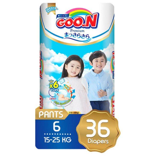 Goo.n - Premium Pants Sjp Xxl 36
