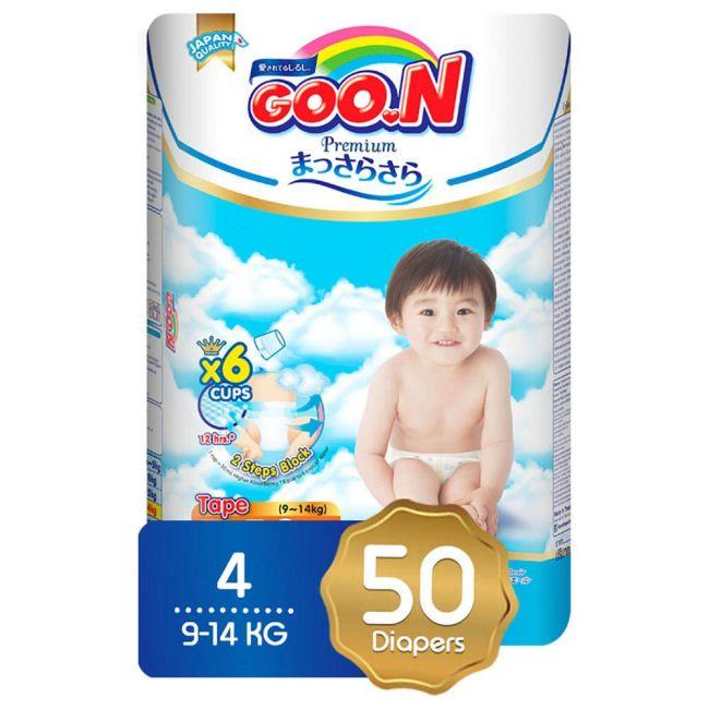 Goo.n - Premium Tape Sjp L 50 Pc