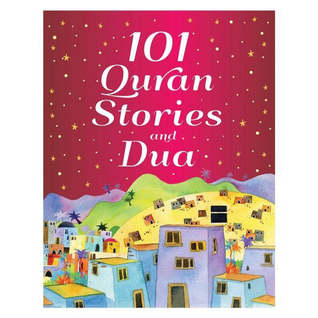 Goodword - 101 Quran Stories And Dua Hb