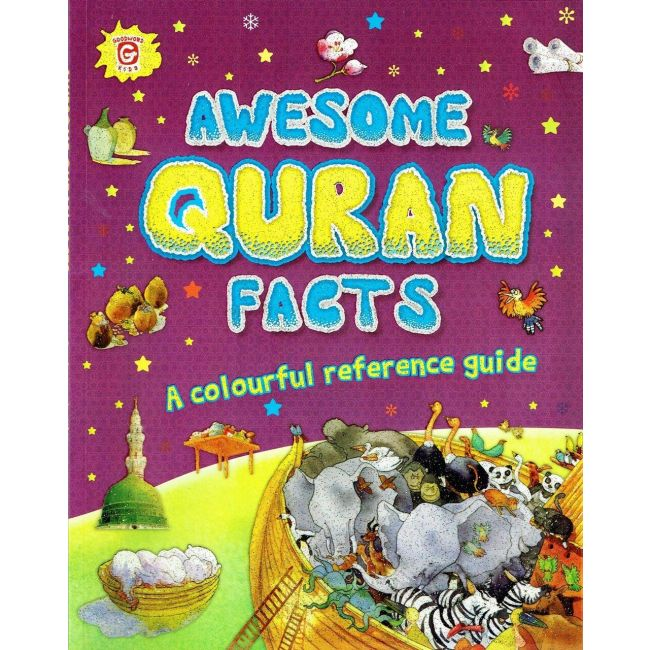 Goodword - Awesome Quran Facts Pb