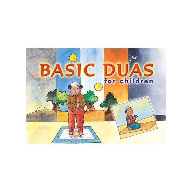 Goodword - Basic Duaa For Children