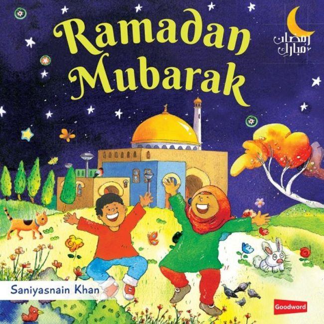 Goodword - Board Book Ramadan Mubarak