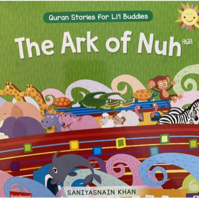 Goodword - Board Book The Ark Of Nooh