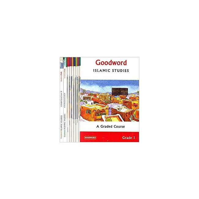Goodword - Islamic Studies Text Book For Class 2