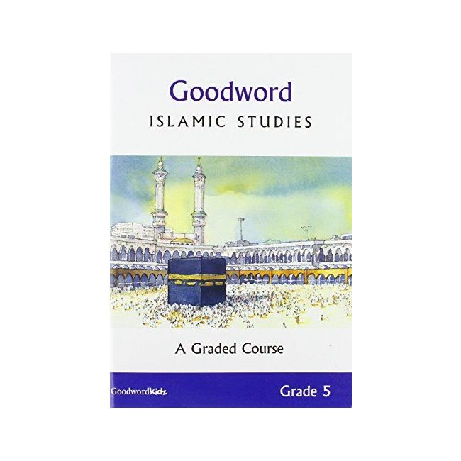 Goodword - Islamic Studies Text Book For Class 5