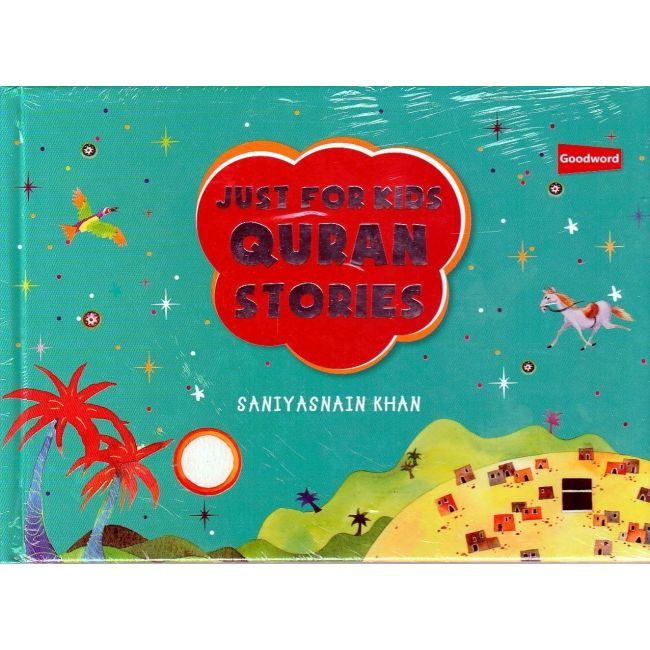 Goodword - Just For Kids Quran Stoires