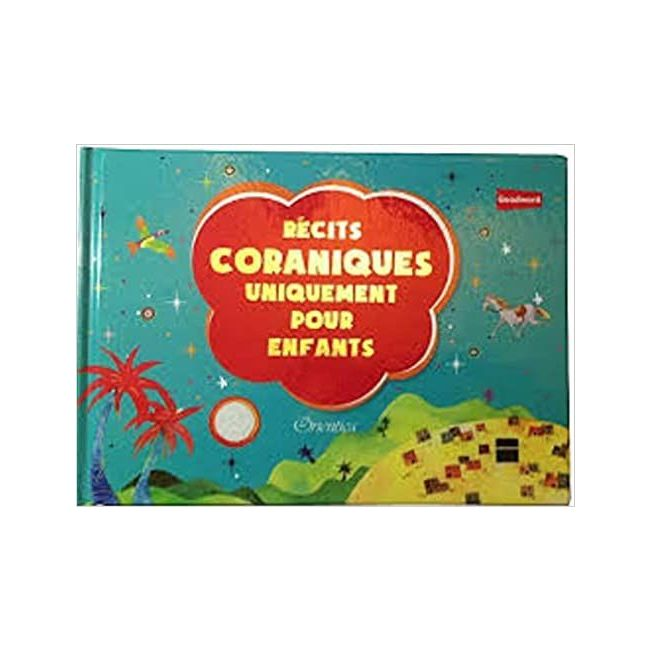 Goodword - Just For Kids Quran Stories French