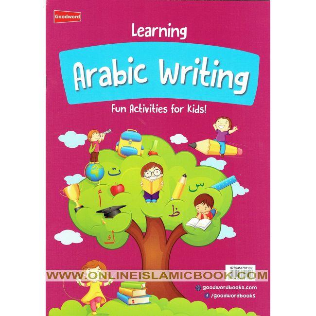Goodword - Learning Arabic Writing