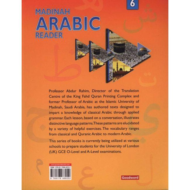 Goodword - Madinah Arabic Reader Book 6