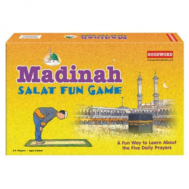 Goodword - Madinah Salat Fun Game