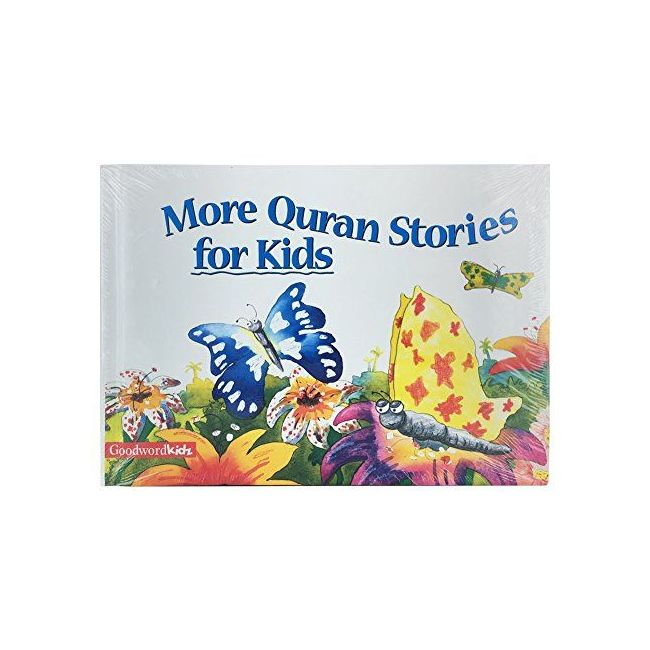 Goodword - More Quran Stoires For Kids Hb