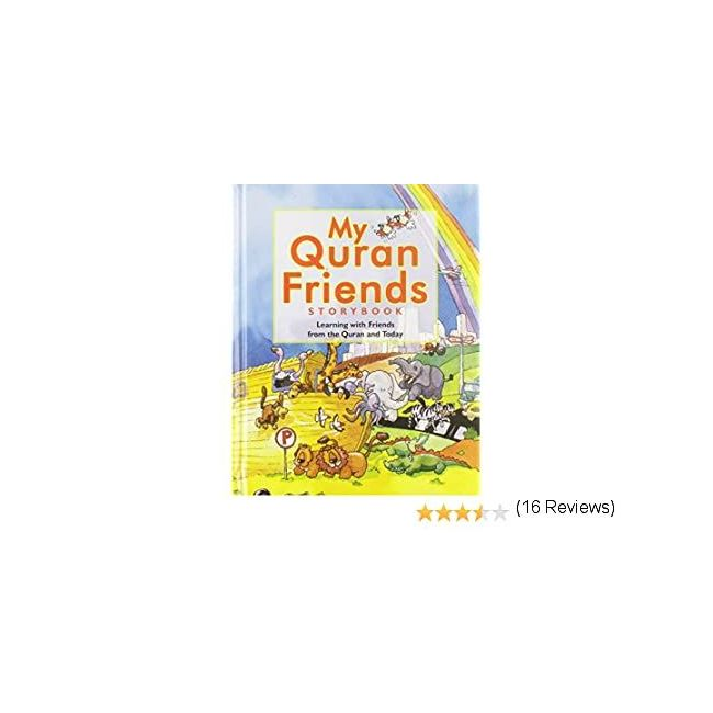 Goodword - My Quran Friends Story Book