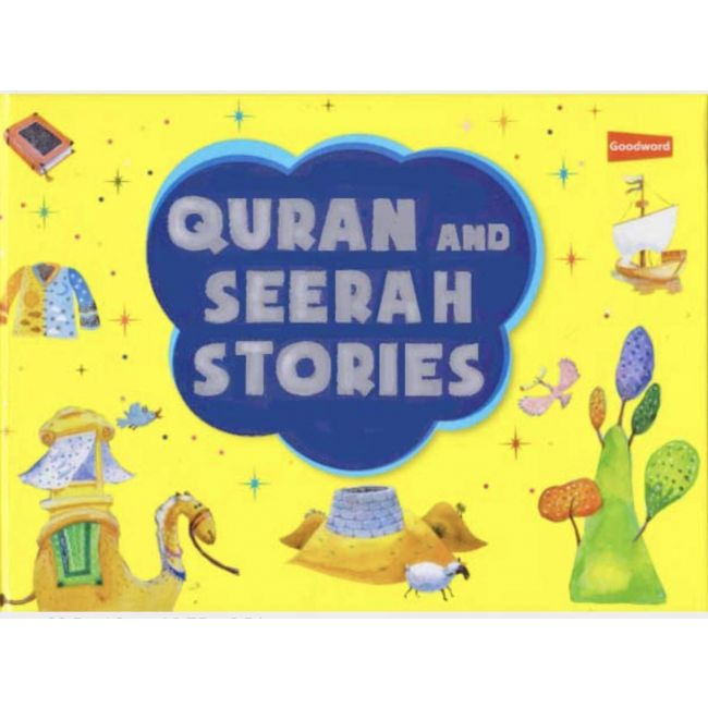 Goodword - Quran And Seerah Stories For Kids