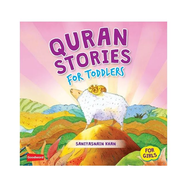 Goodword - Quran Stories For Toddlers Girls