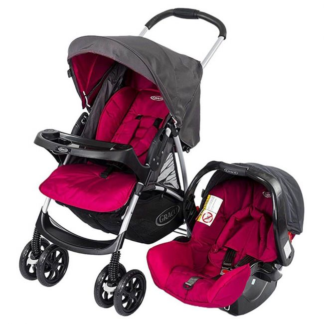 Graco - BK Travel System Candy Rock