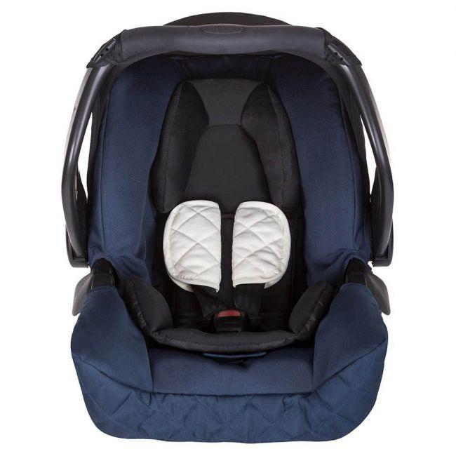 Graco - Car Seat Snugfix Evo Navy